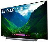LG 77-Inch 4K Ultra HD Smart OLED TV (2018 Model)