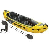 Intex 2-Person Kayak with Aluminum Oars and Air Pump
