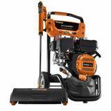 Generac SpeedWash Gas Pressure Washer System with Attachments (3200 PSI, 2.7 GPM)