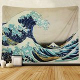 Maritine Mall The Great Wave Off Kanagawa print
