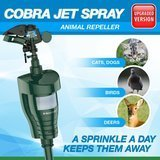 Hoont Cobra Jet Spray Animal Repeller