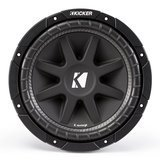 Kicker 43C104 Comp 300-Watt Subwoofer
