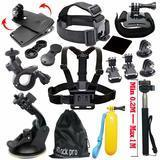 Black Pro GoPro Accessory Kit