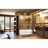 DreamLine Mirage-X Frameless Sliding Tub Door
