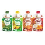 Happy Tot Organic Stage 4 Super Foods 4 Flavor Variety Pack
