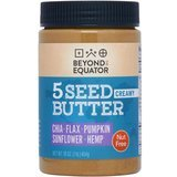 Beyond the Equator 5 seed butter