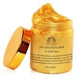 White Naturals 24K Gold Facial Mask