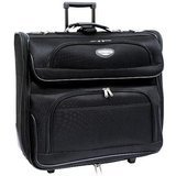 Traveler's Choice Traveler's Select Amsterdam Rolling Garment Bag