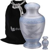 Divinity Urns Wings of Love Cremation Urn Set