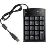 Targus Numeric Keypad with 2-Port Hub