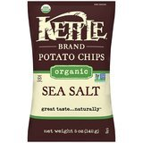 Kettle Brand Organic Sea Salt Potato Chips