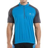 Koraman Men's Reflective Short Sleeve Cycling Jersey