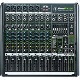 Mackie PROFX12V2 12-Channel Compact Mixer