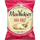 Miss Vickie's Sea Salt Kettle Cooked Potato Chips