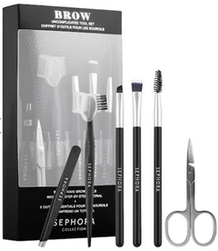 Sephora Collection Brow: Uncomplicated Tool Set