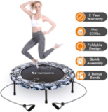 Wamkos 2020 Mini Exercise Trampoline