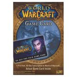 Blizzard Entertainment World of Warcraft Game Card
