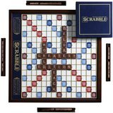 Winning Solutions Deluxe Wooden Edition with Rotating Game Board