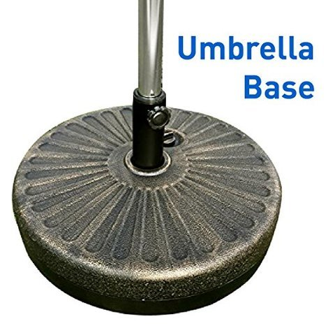 5 best umbrella bases - july 2018 - bestreviews Best Umbrella Base